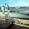 Ark Royal at the Princes Dock in Liverpool on 9th June 2008