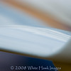 Abstract Airplane Wing