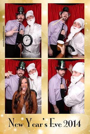 Armando's NYE 2014 Party