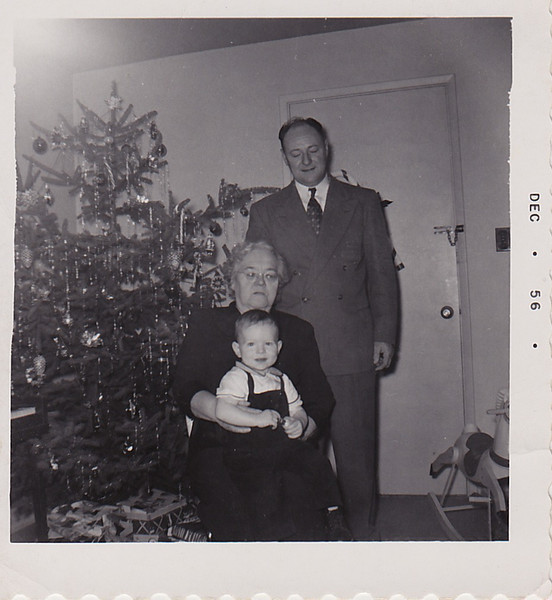 Doug, Mother, Kenneth