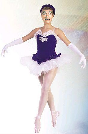 arnold ballerina