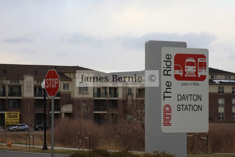 Dayton Station area, Light Rail, Aurora, Co