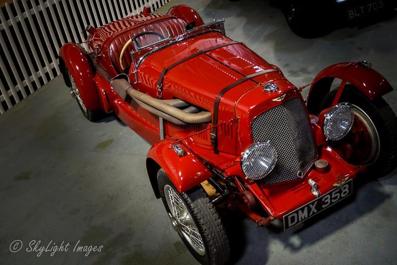 Simeone Automotive Museum
