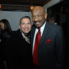 Herman & Otelia Russell attends 9th Annual Red Tie Soiree