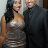 Mecca Moore and Alduan Tartt attends the National Sales Network Holiday Gala