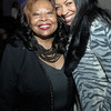 Evelyn Mims and Nyssa Green attends the Frank Ski's Celebrity Wine Tasting and Auction