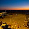Sunrise at RIC, February 7, 2012