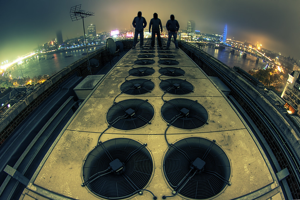 Rooftop Fans