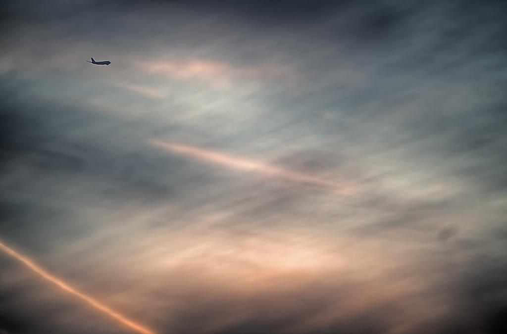 Leavin', on a jet plane