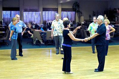Art & Diane's Dance Class July 8th