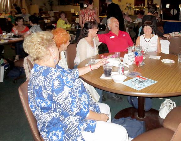 Around the Club - June 2012