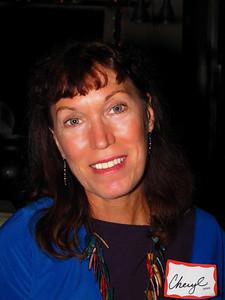 Cheryl Photograph by Bob Burns
