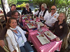 François, Stephane & Marie and friends in St. Emilion, France