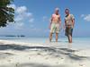 Bill and Benoit in Palau