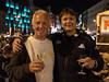 Bill and Pavel in Brno, Czech Republic