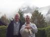 Bill and Patrick in Chamonix, France