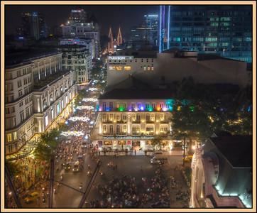 Saigon, Vietnam.