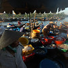 You gotta get up pretty early in the morning to see all the activity at the dawn fish market, Hoi An, Vietnam.