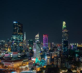 Ho Chi Minh City, 2019.
