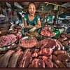 Cho Cu 'Old' Market, Saigon, Vietnam.