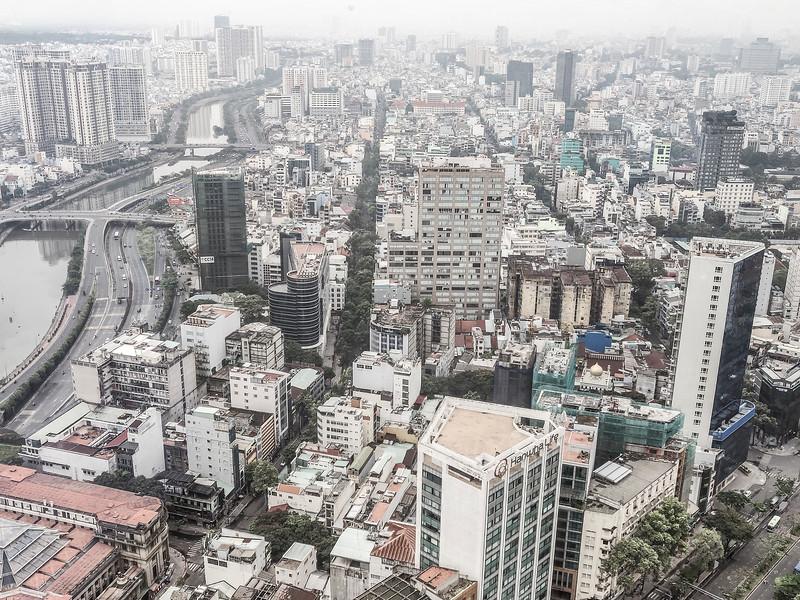 Ho Chi Minh City, Saigon.