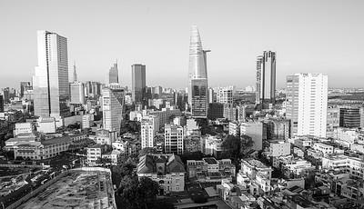Ho Chi Minh City, Vietnam, April, 2019.