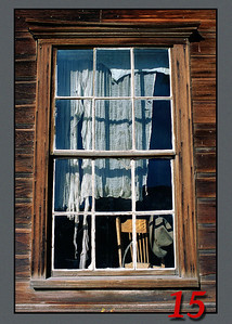 Bodie Shack Window