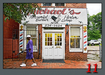 Barber Shop in Savannah