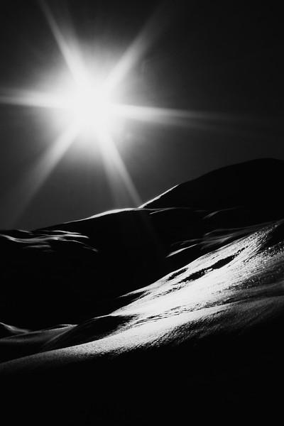 """Cold Sun Rising""<br /> Juneau, AK"