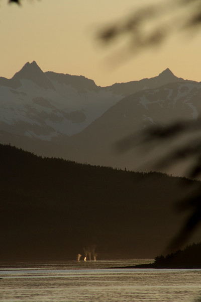 """Exhale""<br /> Juneau, Alaska"