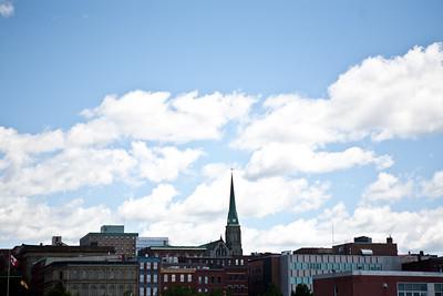 Saint John Skyline