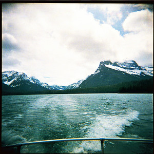 Waterton Lakes National Park (Holga, 2010)
