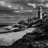 Old Lighthouse Black & White