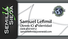 Logo and Business card design (side b)