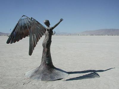 Art of the 2005 Burn