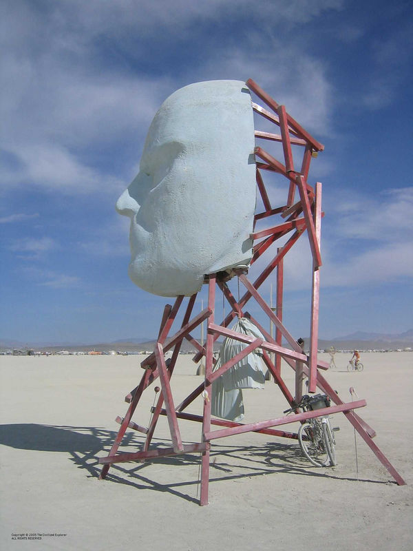 Headspace by Michael Matteo and the MatteoVision Team of Los Angeles, CA.