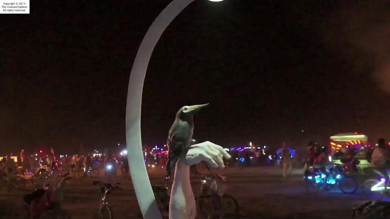 Carneval Raven