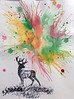 Schreiter, Emily - 2013<br /> Watercolor, 9x12
