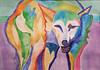 Doolittle, Monica - 2013<br /> Watercolor, 9x12