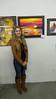 Dana Kadavy<br /> EMC Art Show, 2014