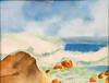 Danielle Pelini, Watercolor<br /> EMC Art Show 2013