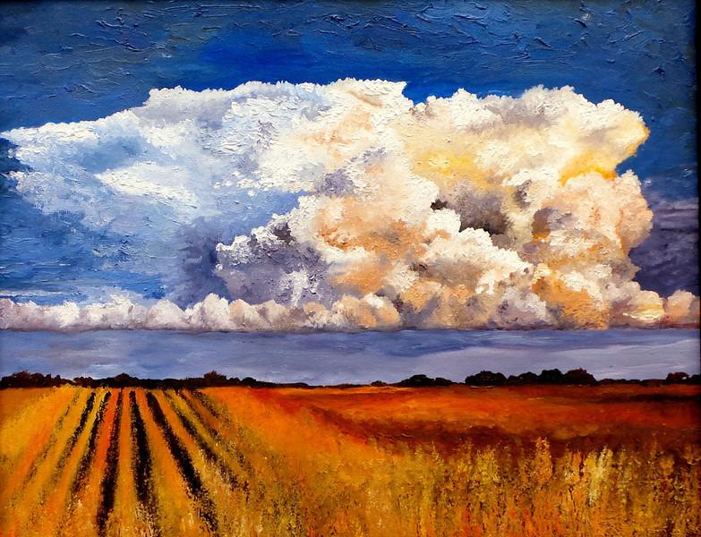 Hinrichs, Maddie<br /> Acrylic Paint, 11x14