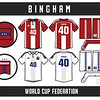 World Cup Fed. Display - Bingham