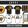 World Cup Fed. Display - Egypt