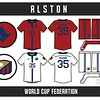 World Cup Fed. Display - Alston