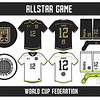 World Cup Fed. Display - All Star Game