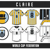 World Cup Fed. Display - Claire