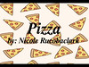 Pizza Stopmotion
