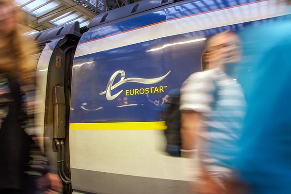 Eurostar Rush