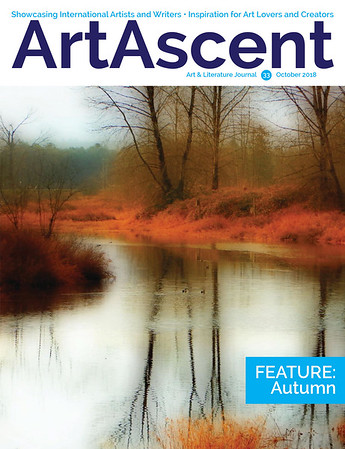 ArtAscent: ArtAscent V33 Autumn October 2018